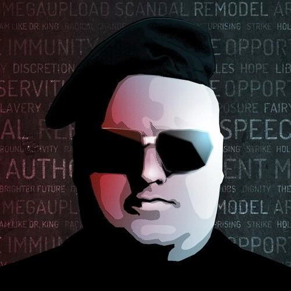 Ким Дотком, Megaupload, Baboom, Ким Дотком анонсирует новый сайт потоковой музыки и собственный альбом