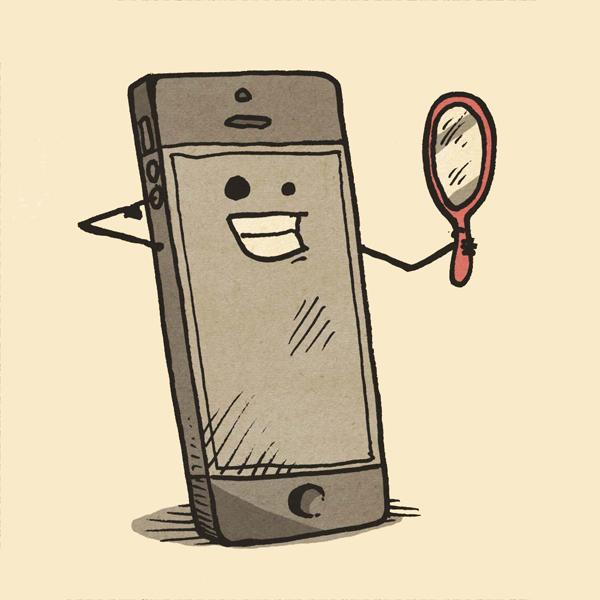 selfie, селфшот, Один доллар – штраф за «селфшот»