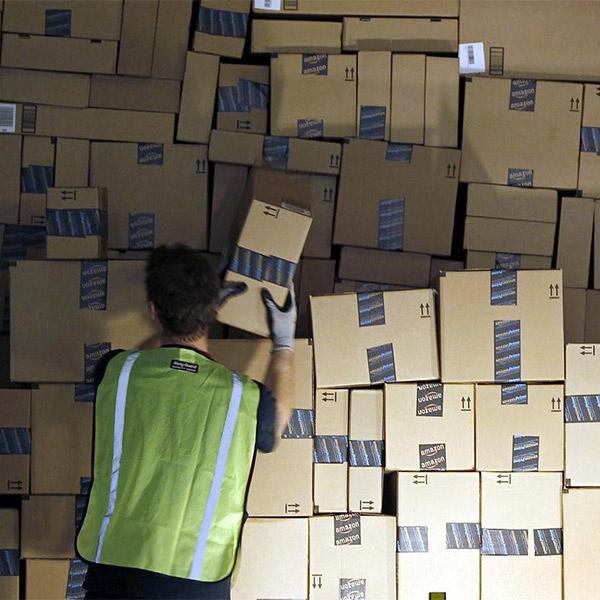 Amazon,патент, Новая система от Amazon будет формировать заказ раньше самого покупателя