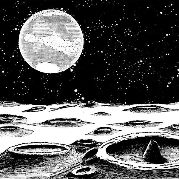 Google Moon, Луна, Программа Google Moon помогла отыскать на Луне «базу пришельцев»