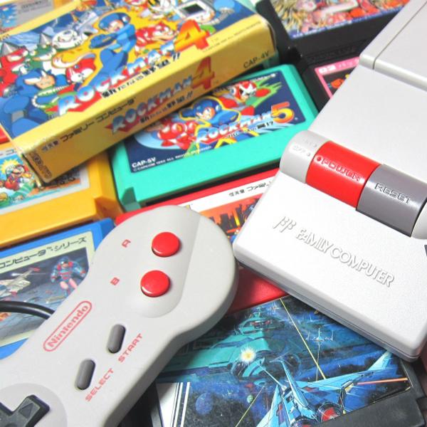 NES, Nintendo, 8bit, Все заставки NES «Press Start» в одном видео