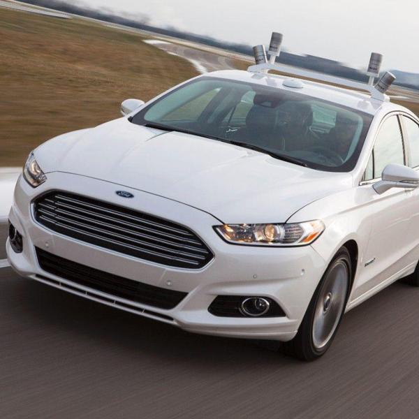 Ford, самоуправляемый автомобиль, беспилотник, Ford, MIT и Стэнфорд в поисках автомобиля, не требующего водителя