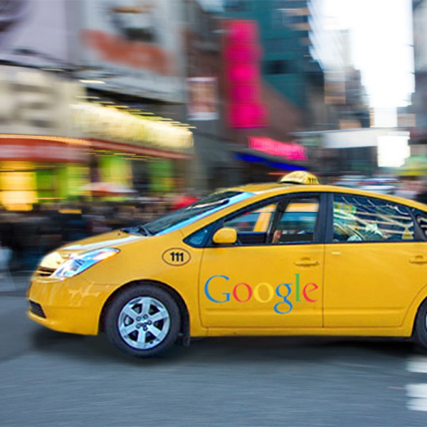 Google, патент, Новый патент Google: Интернет-такси для клиентов