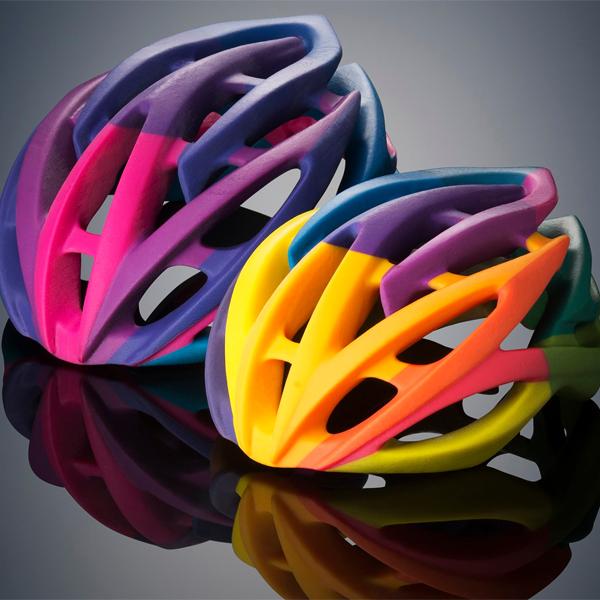 3D,3D-принтер, 3D-принтер, способный смешивать цвета и печатать из разных материалов