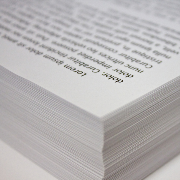 печать, бумага, В Китае создали бумагу для печати водой