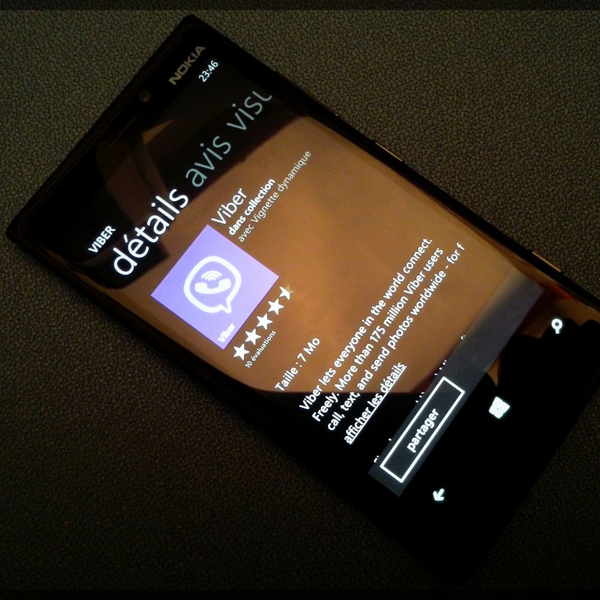 Viber, Windows, Windows Phone 8, Viber: всё лучшее для Windows Phone 8