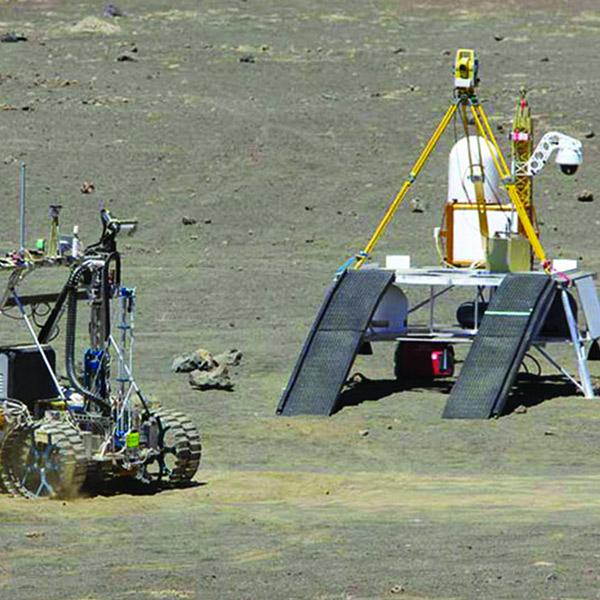 Луна, NASA, Resource Prospector Mission, В NASA знают как добывать топливо и кислород на Луне