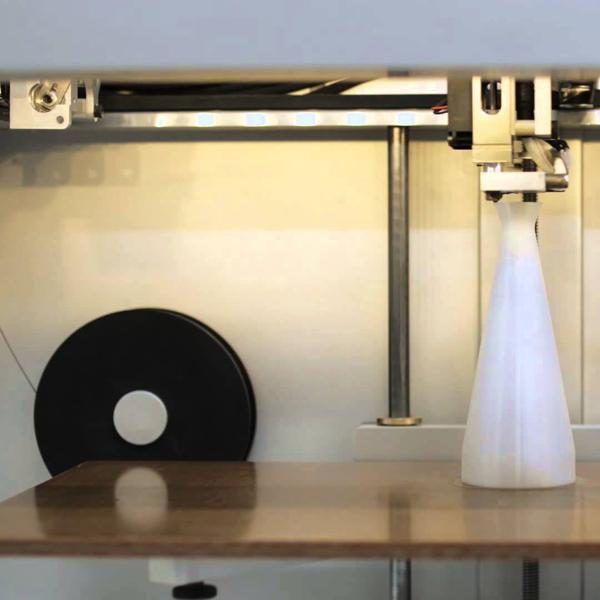 3D-принтер, 3D-печать, 3D принтер, карбон, Создан 3D-принтер для печати из карбона