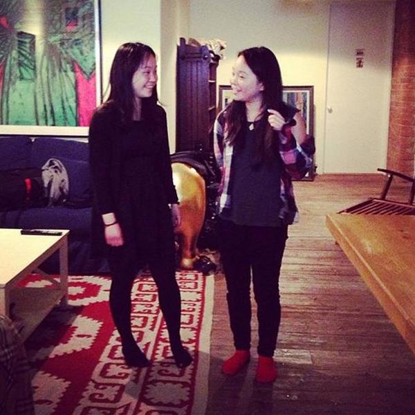 YouTube, Kikstarter, Data mining, Французская кореянка в Лондоне нашла своего близнеца из США через YouTube
