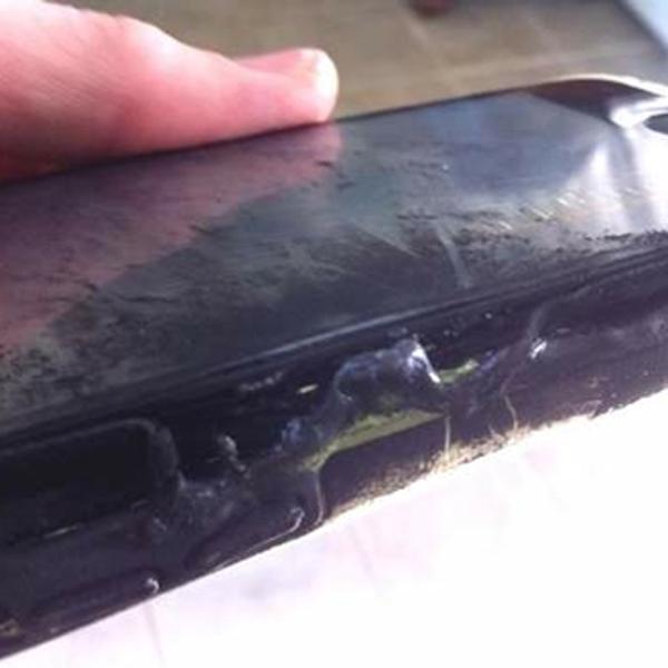 iPhone, iPhone взорвался прямо в кармане