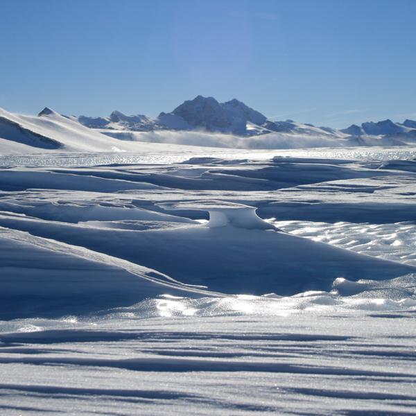 Антарктида, лед, ледник, глобальное потепление, Исчезновение льда приводит к увеличению риска разрушения шельфовых ледников в Антарктиде