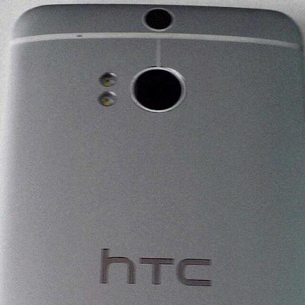 HTC, HTC One, Преемник HTC One с двойной камерой и прежним дизайном