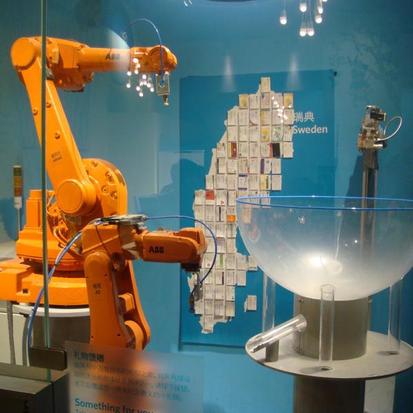 Google,Foxconn,робот, Google и Foxconn работают над новой концепцией роботизированных заводов