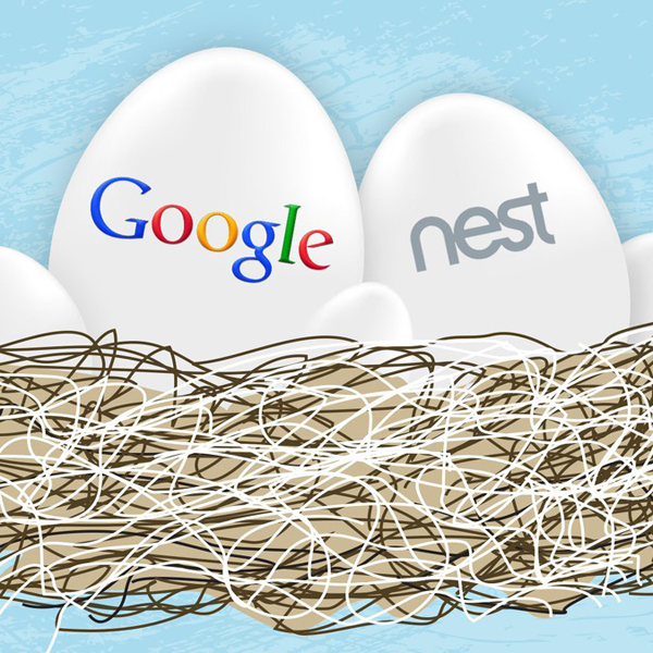 Google, Nest, Google завершил процесс покупки Nest