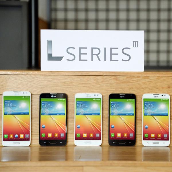 LG, MWC 2014, смартфоны, На MWC 2014 будут представлены новые смартфоны LG L Series 3