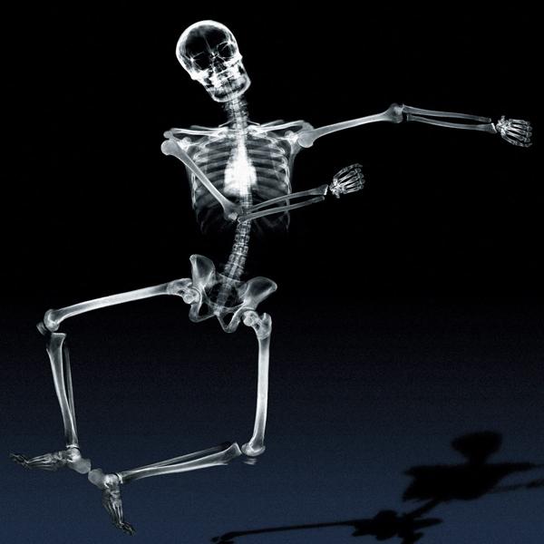 скелет,исследование,анимация,3D-модель,визуализация, Танцующий скелет балерины поможет выявить возможные травмы