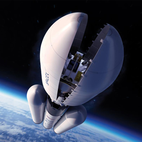 Falcon,SpaceX, Как устроена самая мощная космическая  ракета