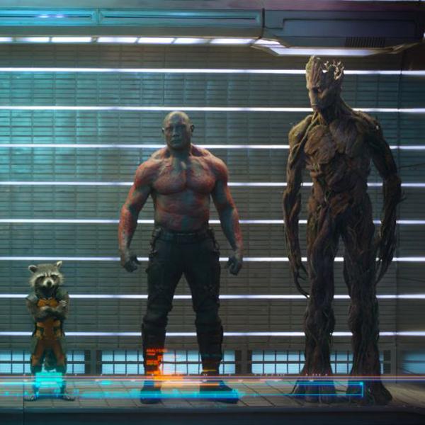 Marvel,комикс,космос,франшиза, Marvel представил первый тизер «Стражей Галактики»