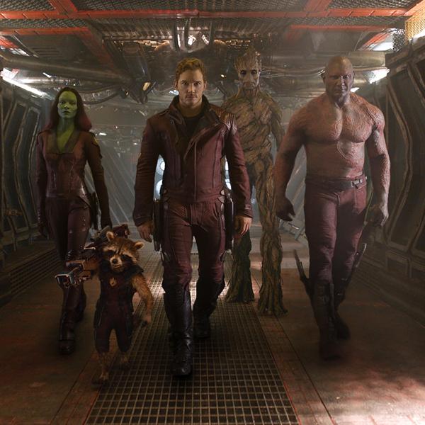 Marvel,комикс,космос,франшиза, Вышел полный трейлер «Стражей Галактики» Marvel