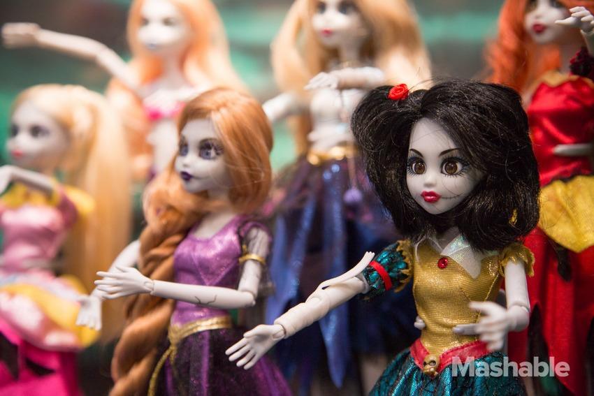 12 удивительных предметов с Нью-Йоркской ярмарки игрушек