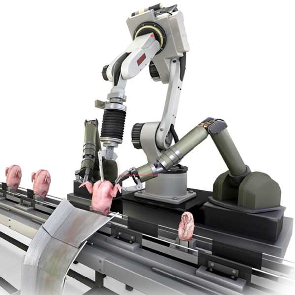 Робот,автоматика,производство, Как устроен куриный робот-мясник
