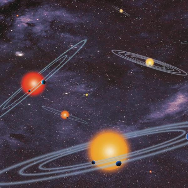 NASA, обитаемые миры, экзопланета, NASA обнаружили 715 ранее неизвестных планет
