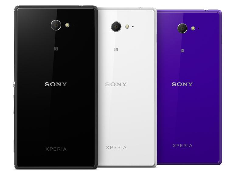 Sony представил смартфон Xperia Z2, планшет Xperia Z2 и «золотую ...