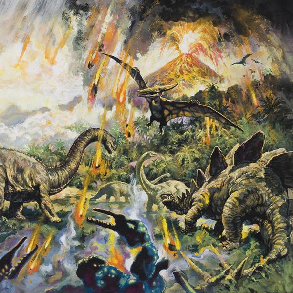 археология, Как долго длилось самое массовое вымирание на Земле?