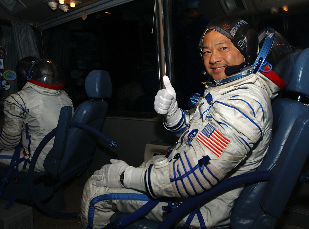 Астронавт Лерой Чао (Leroy Chiao)