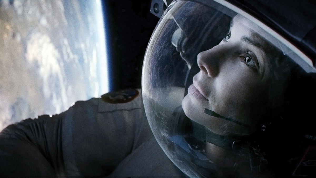 гравитация фильм Оскар
