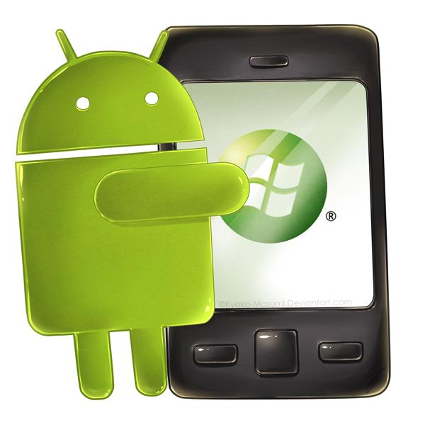 Android, Windows, смартфоны, Два в одном: смартфоны на Windows и Android