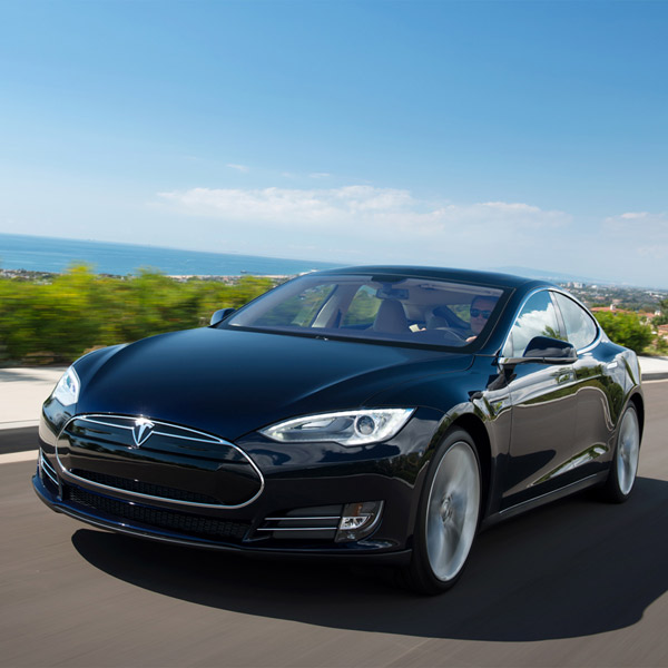 Tesla, электромобиль, Tesla едет в Европу