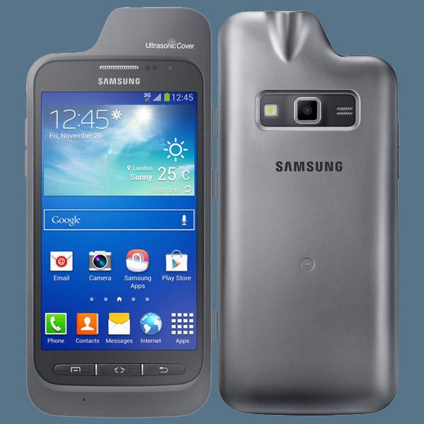 Samsung,смартфоны, Чувствительный чехол от Samsung