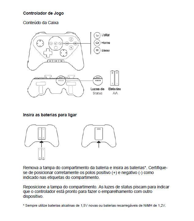 Игровой контроллер от Amazon