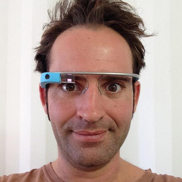 Google Glass, Google Glass от жажды