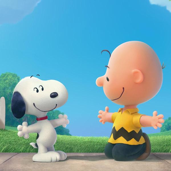 Peanuts, анимация, кино, Первый трейлер «Peanuts»