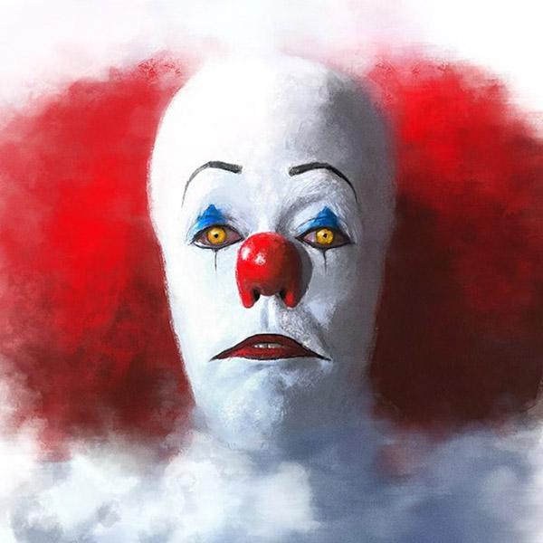 Стивен Кинг, иллюстрация, кино, Художники отдали дань уважения «ужасному» наследию Стивена Кинга