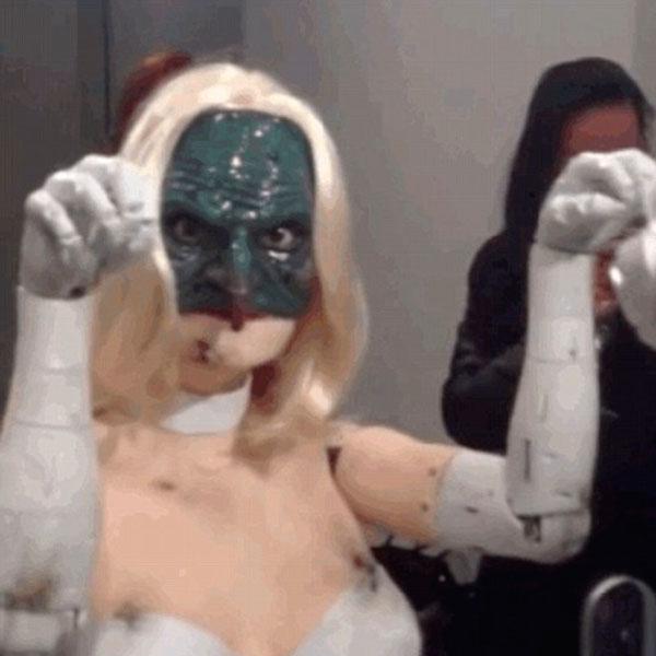 Робот, концепт, creepy, Как выглядит самый страшный робот