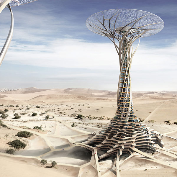 башня, архитектура, экология, концепт, небоскреб, eVolo Magazine, Дизайнеры показали будущее небоскребов