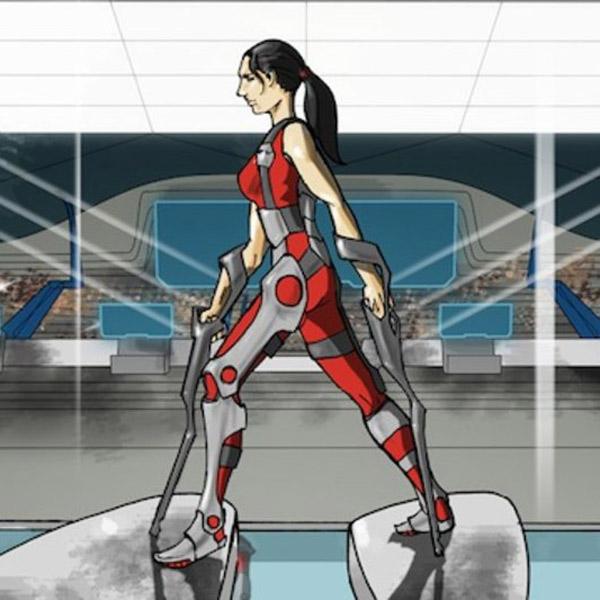 Cybathlon, робот, бионика, экзоскелет, Швейцария проведет первый Cybathlon