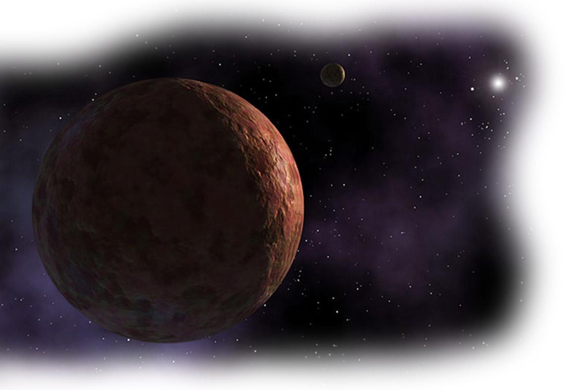 Представления о Солнечной системе могут сильно измениться (4 фото)