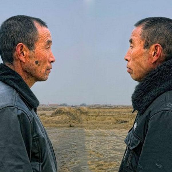 близнецы,фотография, 50-летние близнецы показывают, что с нами делают годы