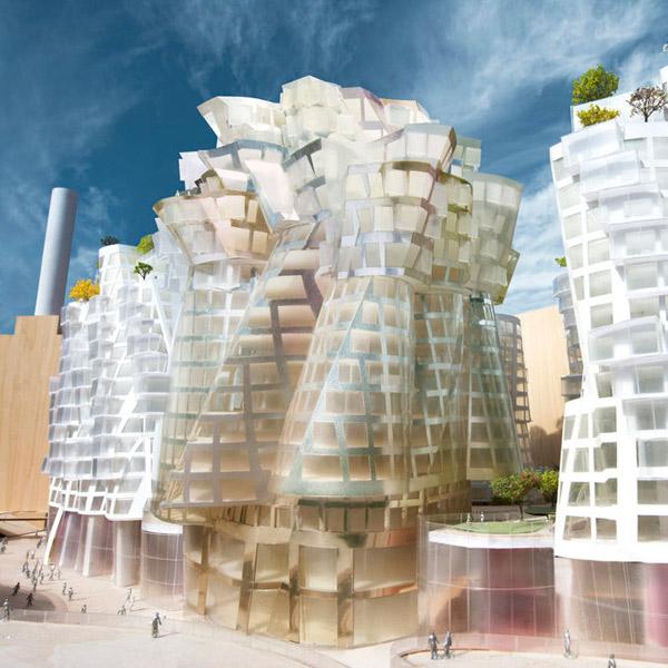 архитектура,реконструкция,электростанция, Архитекторы планируют реконструкцию электростанции Pink Floyd