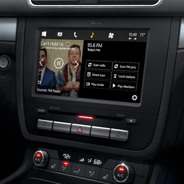 Windows,Microsoft,автомобили, Microsoft создала новую Windows для автомобиля