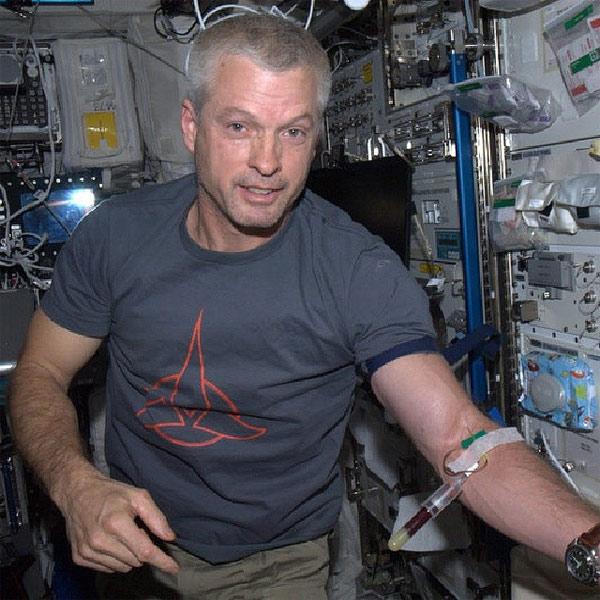 NASA, Инстаграм, МКС, Первый Instagram из космоса