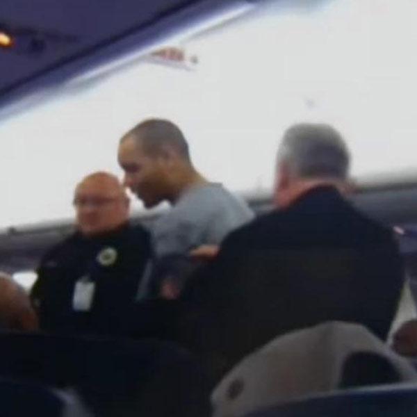 авиация, происшествия, Человек попытался выйти из самолета прямо в воздухе