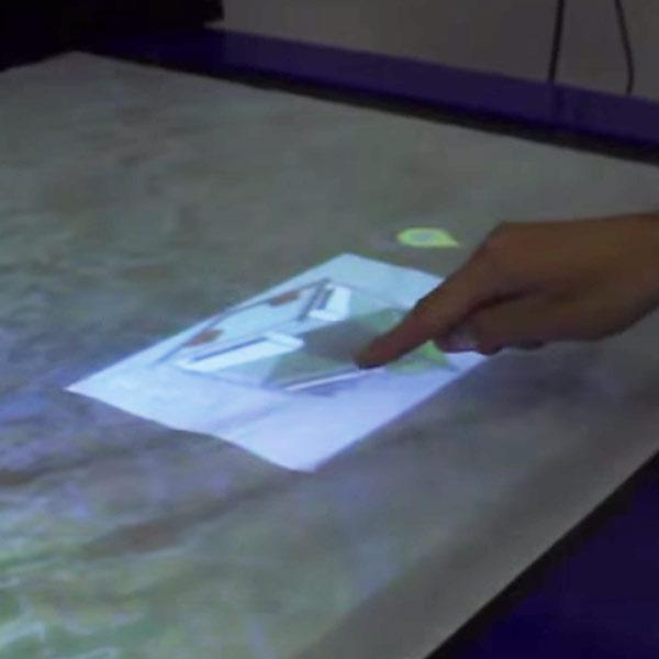 MisTable, 3D, дисплей, виртуальная реальность, Британцы разрабатывают «туманный дисплей» виртуальной реальности