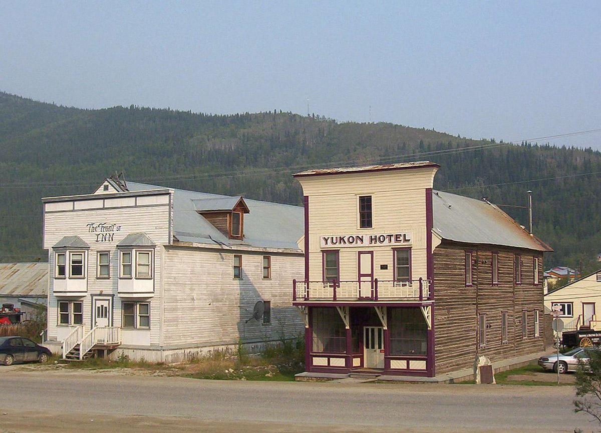 Yukon Hotel, Доусон Сити, Юкон, США