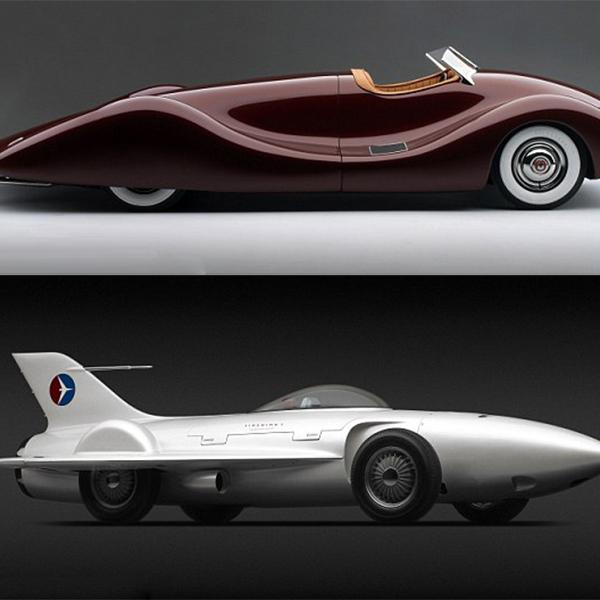 авто,раритет,концепт, От Electric Egg до Thunderbolt: концепт-кары из прошлого