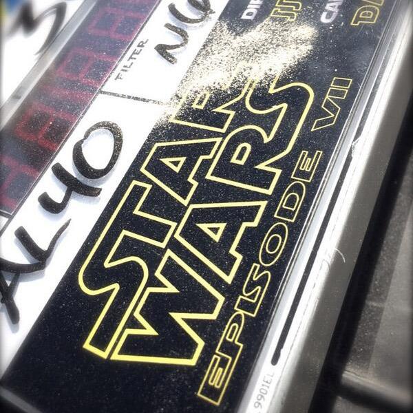 кино, Звездные войны, Первые фотографии с эпизода VII «Звездных войн»